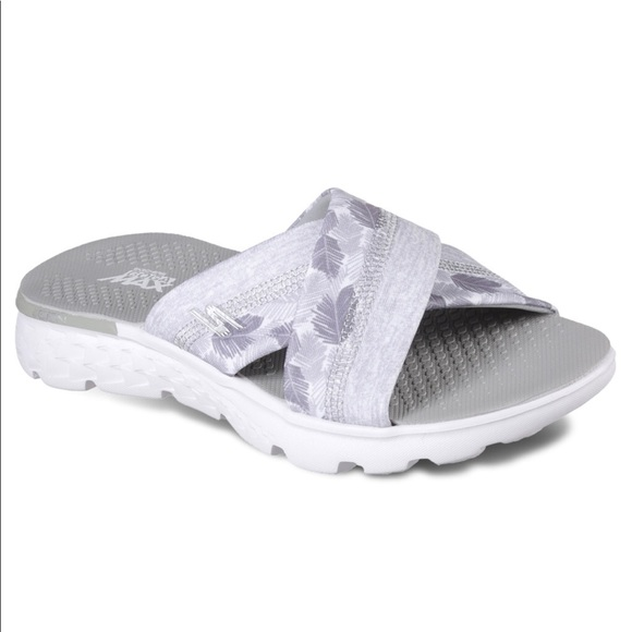 skechers on the go tropical sandals